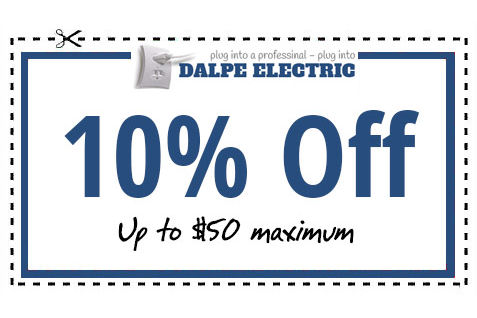 electrician coupon
